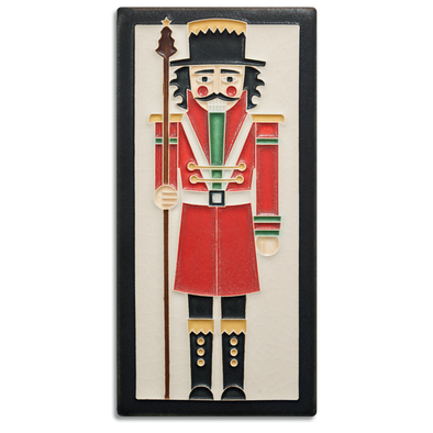 Nutcracker Motawi Tile
