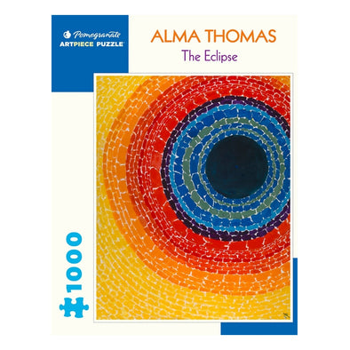 Alma Thomas The Eclipse Jigsaw Puzzle