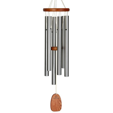 Amazing Grace Silver Wind Chime