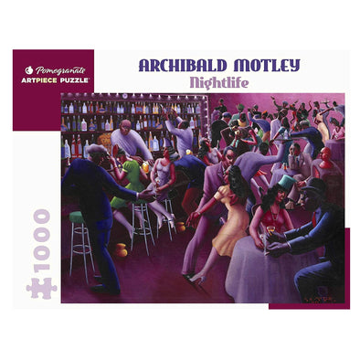 Archibald Motley Jr. Nightlife Jigsaw Puzzle