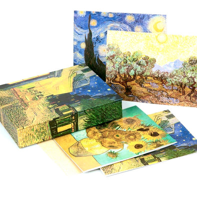 Vincent van Gogh Keepsake Boxed Notecards