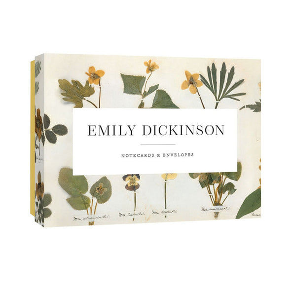 Emily Dickinson Boxed Notecards