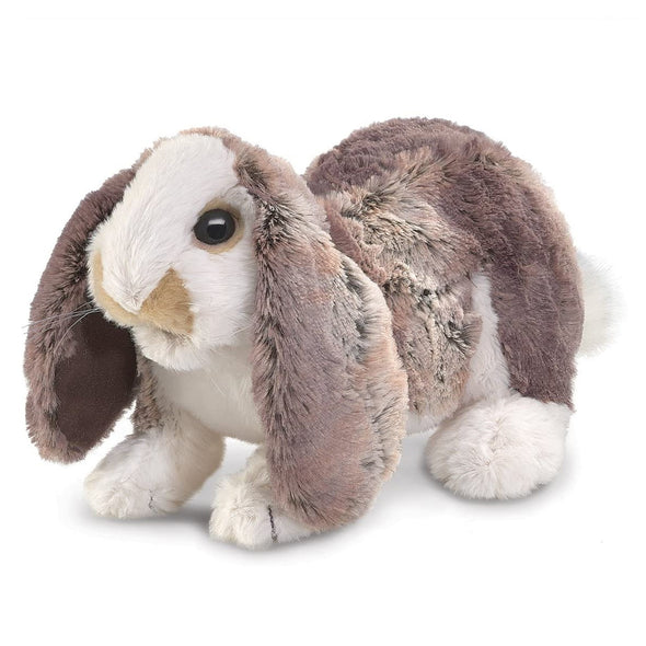 Baby Lop Rabbit Hand Puppet