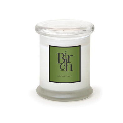Archipelago Botanicals Birch Candle