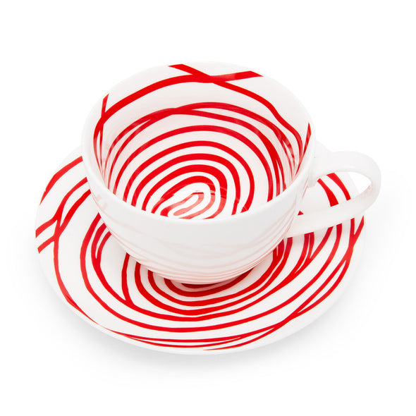 Louise Bourgeois Tea Cup & Saucer