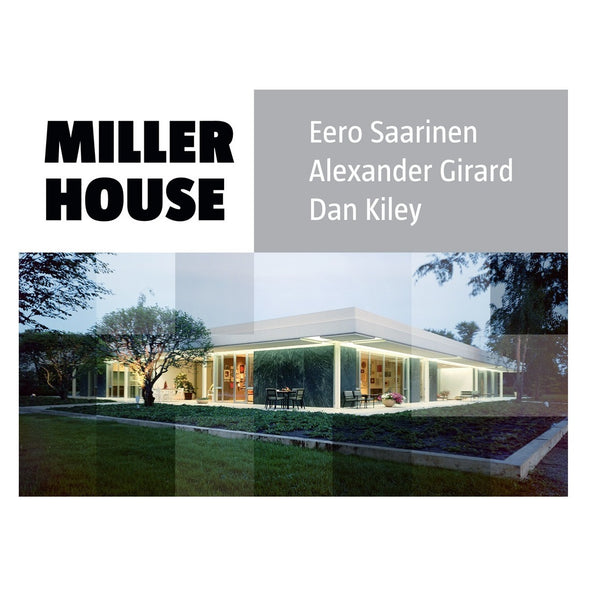 Miller House and Garden Boxed Note Cards