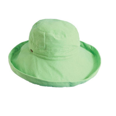 UPF 50+ Cotton Sun Hat