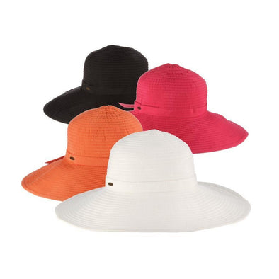 Ladies' Deluxe Adjustable Summer Hat