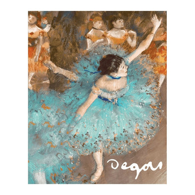 Degas Dancers Keepsake Box Note Cards
