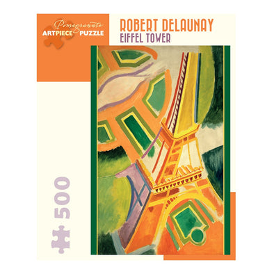 Robert Delaunay: Eiffel Tower Puzzle
