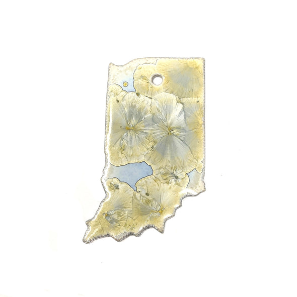 Adam Egenolf Crystalline Indiana Ornaments