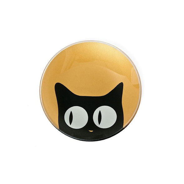 Cat Eyes Mini-Dish - Gold