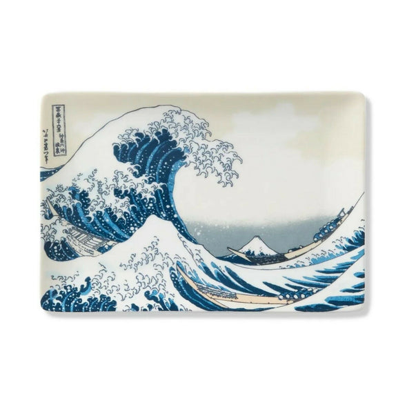 Hokusai Great Wave Trinket Tray