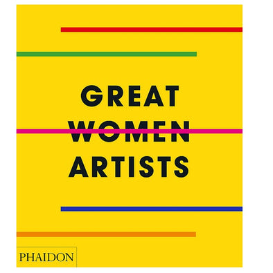 Great Women Artists Book