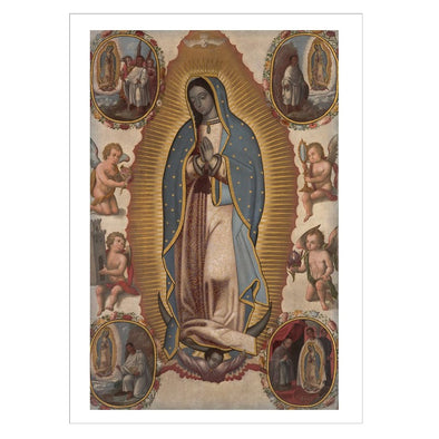 Virgin of Guadalupe Boxed Card Set