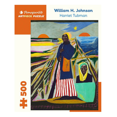 William H. Johnson Harriet Tubman Jigsaw Puzzle