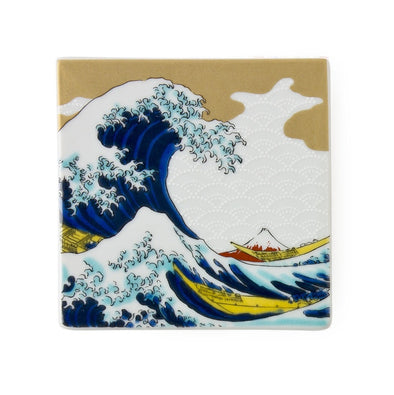 Hokusai, The Great Wave Tile