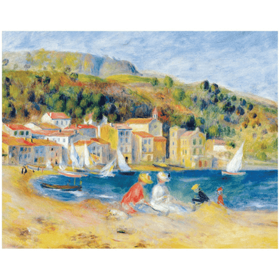 Impressionists by the Water Keepsake Box Notecards