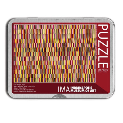 Kente Cloth Puzzle