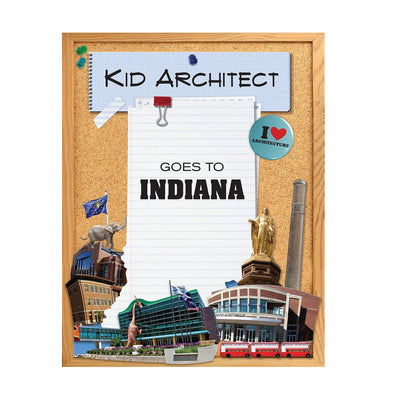 Kid Architect Goes to Indiana