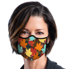 Fall Leaves Face Mask