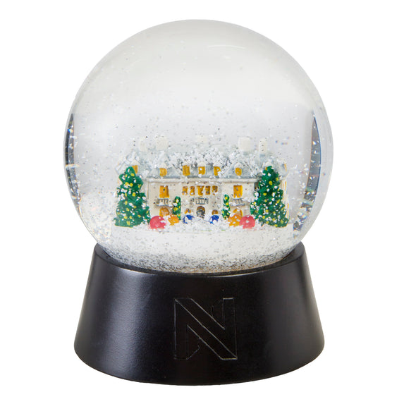 Lilly House Snow Globe
