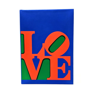 Robert Indiana Love Stamp Journal