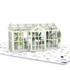 Greenhouse Garden Pop-Up Card