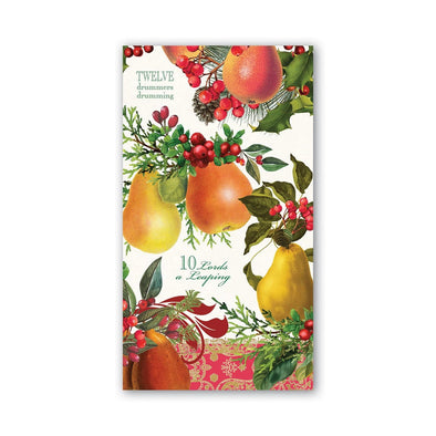 In a Pear Tree Hostess Napkins