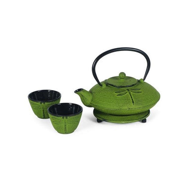 Cast Iron Tea Sets