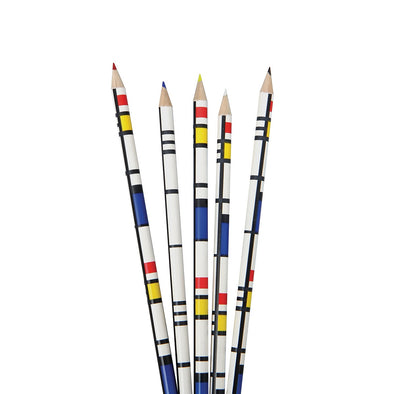 Mondrian Colored Pencil Set