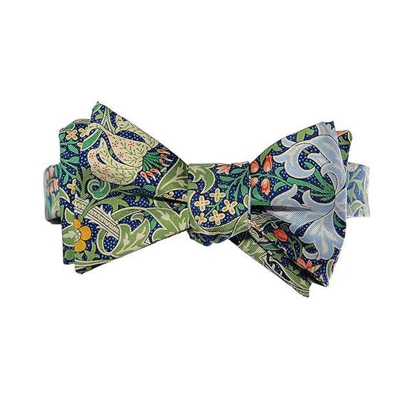 William Morris Golden Lily Bowtie