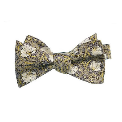William Morris Pimpernel Bow Tie