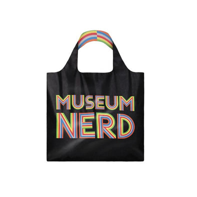 Museum Nerd Reusable Shopping Bag