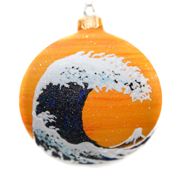 Thomas Glenn Holidays Handcrafted 'Nami' Ornament
