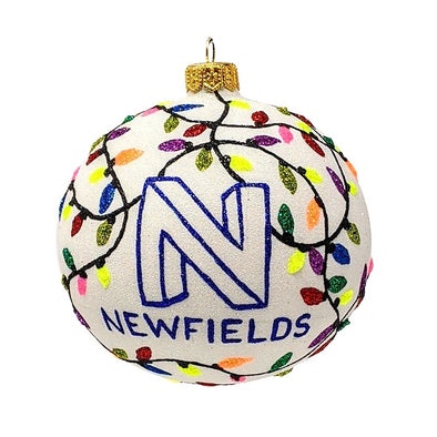 Thomas Glenn Holidays Newfields Winterlights Ornament