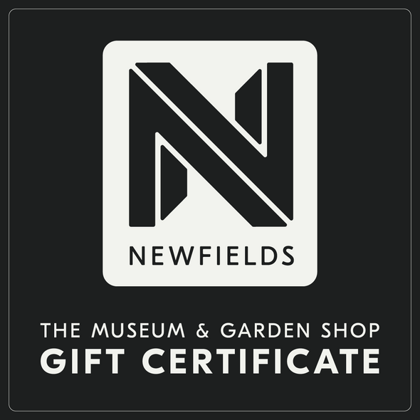 The Museum & Garden Shop at Newfields Gift Certificate