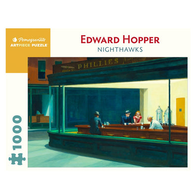 Edward Hopper: Nighthawks Puzzle