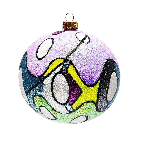 Thomas Glenn Holidays Handcrafted 'Love the 60s' Ornament