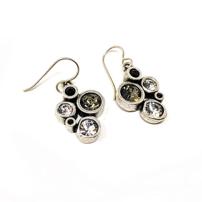 Take Five Earrings by Patricia Locke