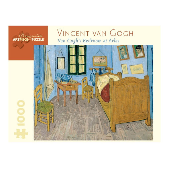 Vincent van Gogh Bedroom at Arles Jigsaw Puzzle