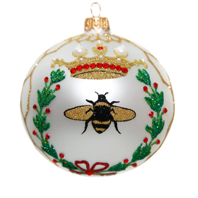 Thomas Glenn Holidays Handcrafted 'Queen Bee' Ornament