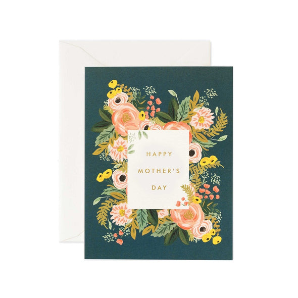 Bouquet Mother's Day Card by Rifle Paper