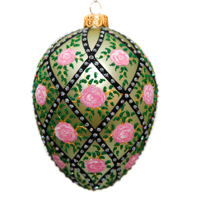 Thomas Glenn Holidays 'Rose Trellis' Ornament