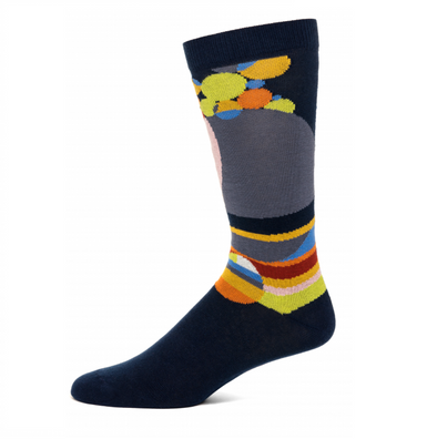 Frank Lloyd Wright March Balloons Men's Socks