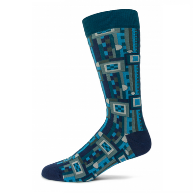 Frank Lloyd Wright Saguaro Men's Socks