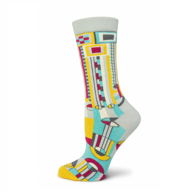 Frank Lloyd Wright Saguaro Ladies' Socks