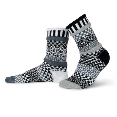 Midnight Solemate Socks