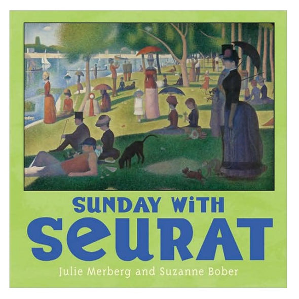 A Sunday with Seurat Board Book