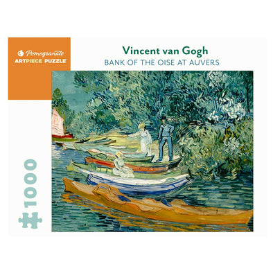 Van Gogh: Banks of the Oise at Auvers Puzzle